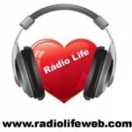 Logo da emissora Rádio Life Web