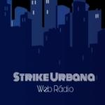 Logo da emissora Rádio Strike