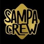 Logo da emissora Rádio Sampa Crew