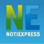 Logo da emissora NotiExpress Tv Canal 4