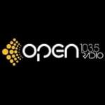Logo da emissora Open Radio 103.5 FM