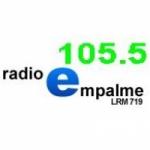 Logo da emissora Radio Empalme 105.5 FM