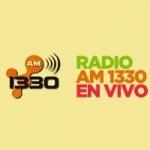 Logo da emissora Radio 1330 AM