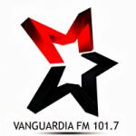 Logo da emissora Radio Vanguardia 101.7 FM