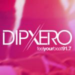 Logo da emissora Radio DipXero 91.7 FM