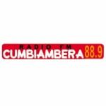 Logo da emissora Radio Cumbiambera 88.9 FM