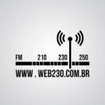 Logo da emissora Rádio Web 230