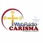 Logo da emissora Rádio Carisma