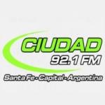 Logo da emissora Radio Ciudad 92.1 FM
