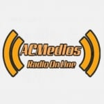 Logo da emissora Radio AC Medios