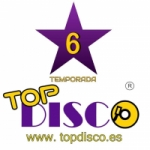 Logo da emissora Radio Top Disco