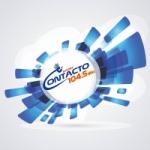 Logo da emissora Radio Contacto 104.5 FM