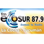 Logo da emissora Radio Ecosur 87.9 FM