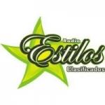 Logo da emissora Radio Estilos 88.5 FM