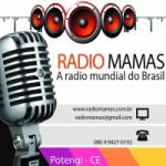Logo da emissora Rádio Mamas