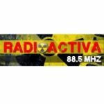 Logo da emissora Radioactiva 88.5 FM