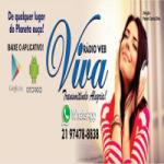 Logo da emissora Rádio Familia Viva