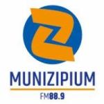 Logo da emissora Radio Munizipium 88.9 FM