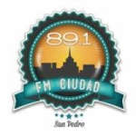 Logo da emissora Radio Ciudad 89.1 FM