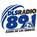 Logo da emissora Radio de Las Sierras 89.1 FM