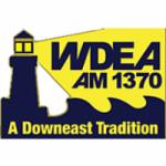 Logo da emissora Radio WDEA 1370 AM