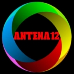 Logo da emissora Antena 12