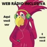 Logo da emissora Web Rádio Inclusiva