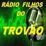 Logo da emissora Rádio Filho do Trovão
