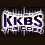 Logo da emissora Radio KKBS 92.7 FM