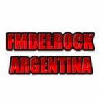 Logo da emissora Radio FM Del Rock Arg