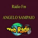 Logo da emissora Rádio FM Angelo Sampaio
