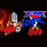 Logo da emissora Radio Líder 89.9 FM