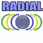 Logo da emissora Rede Radial