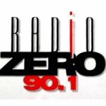 Logo da emissora Radio Zero 90.1 FM