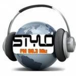 Logo da emissora Radio Stylo 90.3 FM