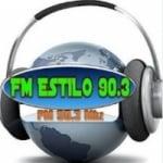 Logo da emissora Radio Estilo 90.3 FM