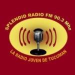 Logo da emissora Radio Splendid 90.3 FM