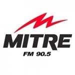 Logo da emissora Radio Mitre 90.5 FM