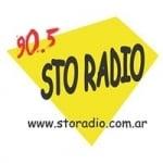 Logo da emissora STO Radio 90.5 FM