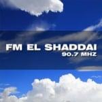 Logo da emissora Radio El Shaddai 90.7 FM