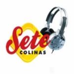 Logo da emissora Rádio Web Sete Colinas Pop