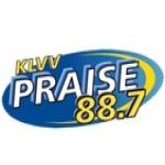 Logo da emissora KLVV 88.7 FM