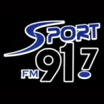 Logo da emissora Radio Sport 91.7 FM