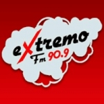 Logo da emissora Radio Extremo 90.9 FM
