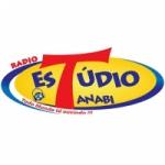 Logo da emissora Rádio Estúdio Tanabi