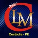 Logo da emissora Rádio CLM