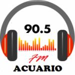 Logo da emissora Radio Acuario 90.5 FM