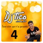 Logo da emissora Rádio DJ Tico 4 Retrô