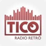 Logo da emissora Rádio DJ Tico Funk Antigo