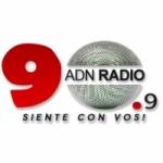 Logo da emissora ADN Radio 90.9 FM